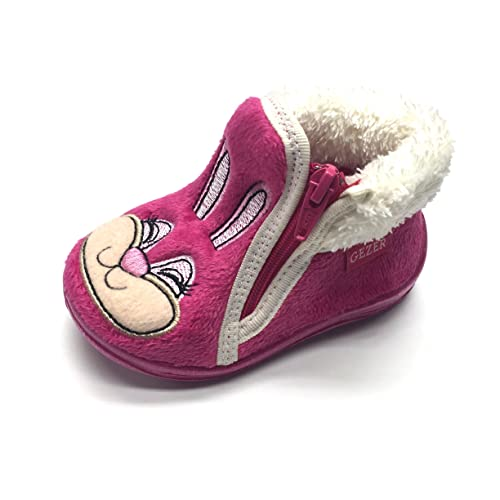 Sneakers rosa per bambina Gezer bqSH7myp