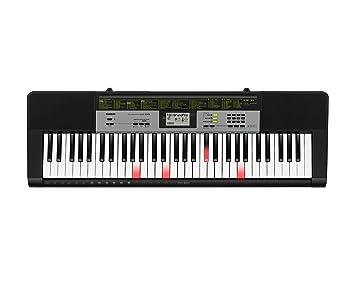 super popular 368a4 abff5 Casio Lk-135AD Key Lighting Keyboard - Black