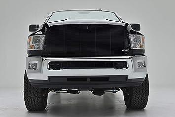 Dodge Ram PU 2500//3500 T-Rex Grilles 25452B Black Billet Bumper