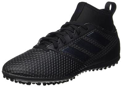 adidas Ace Tango 17.3 TF, Chaussures de Football Homme, Noir (Core Black/Core Black/Core Black), 44 2/3 EU