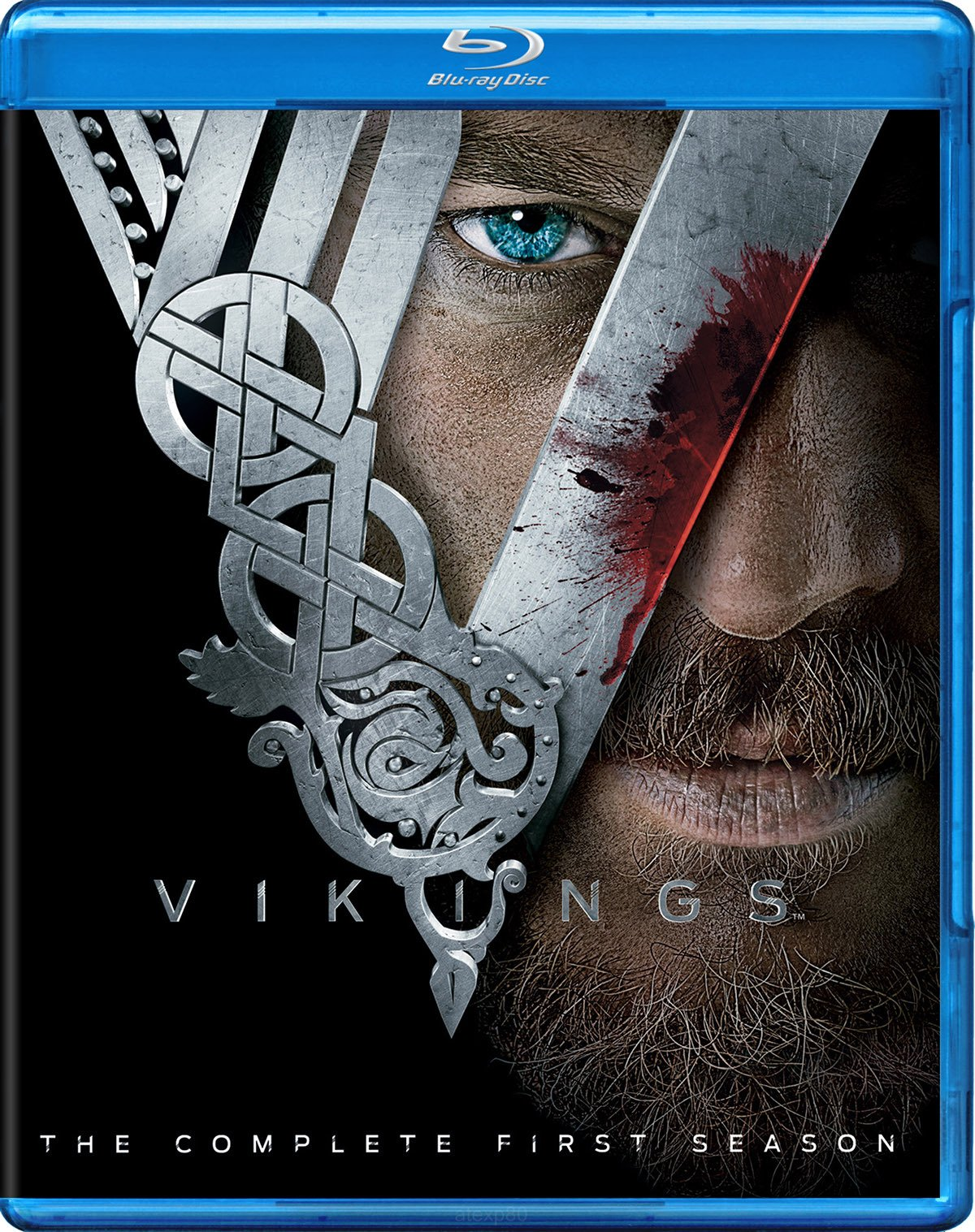Vikings: Season 1 [Blu-ray]