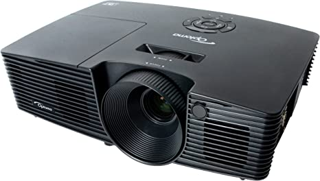 Optoma X316 Full 3D XGA 3200 Lumen DLP Projector with Superior Lamp Life and HDMI