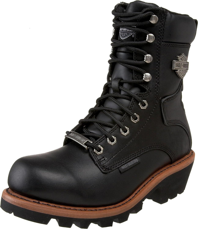 Harley Davidson Logger Boot
