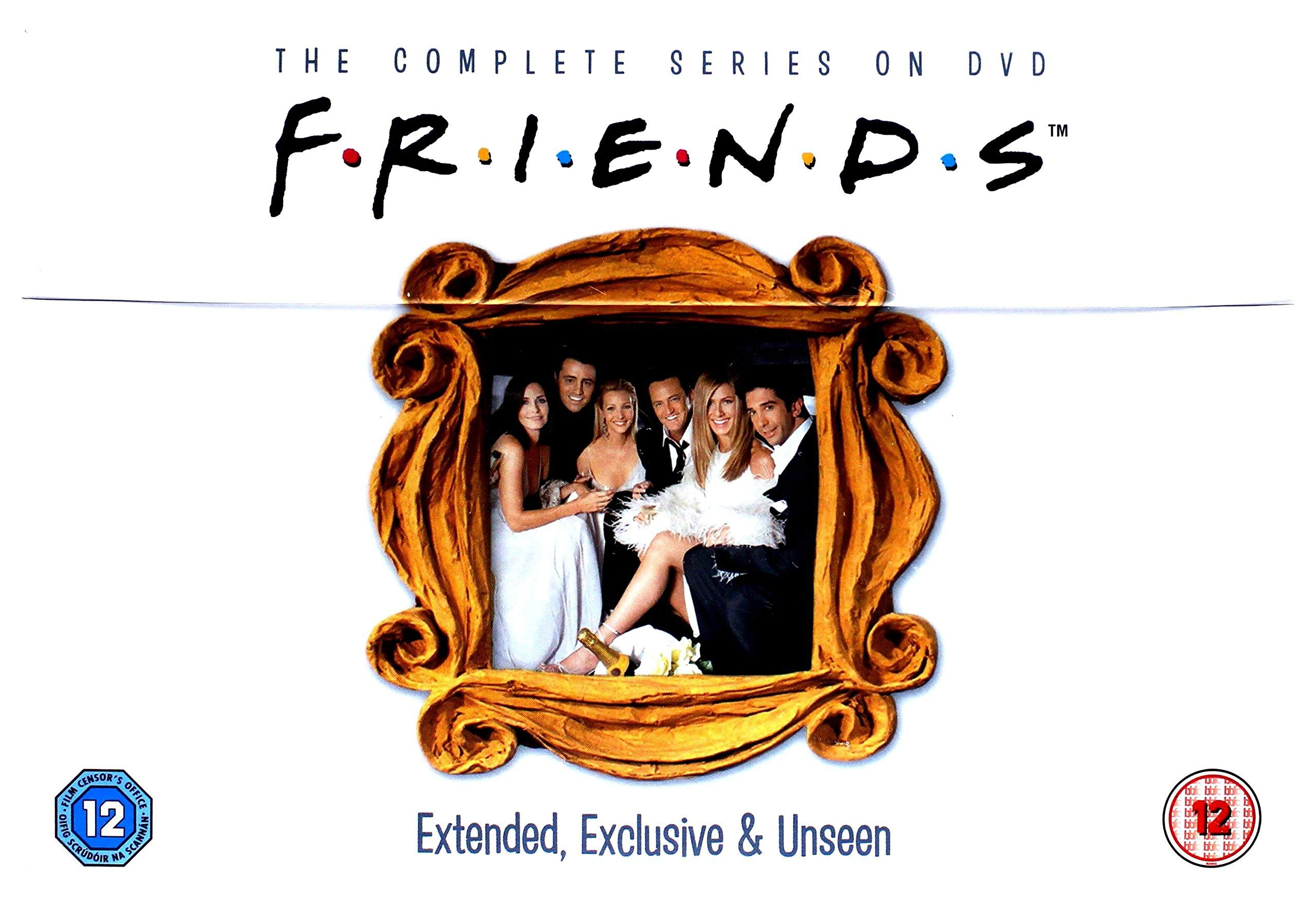 Friends: The Complete Series [DVD] [2002] [2004]