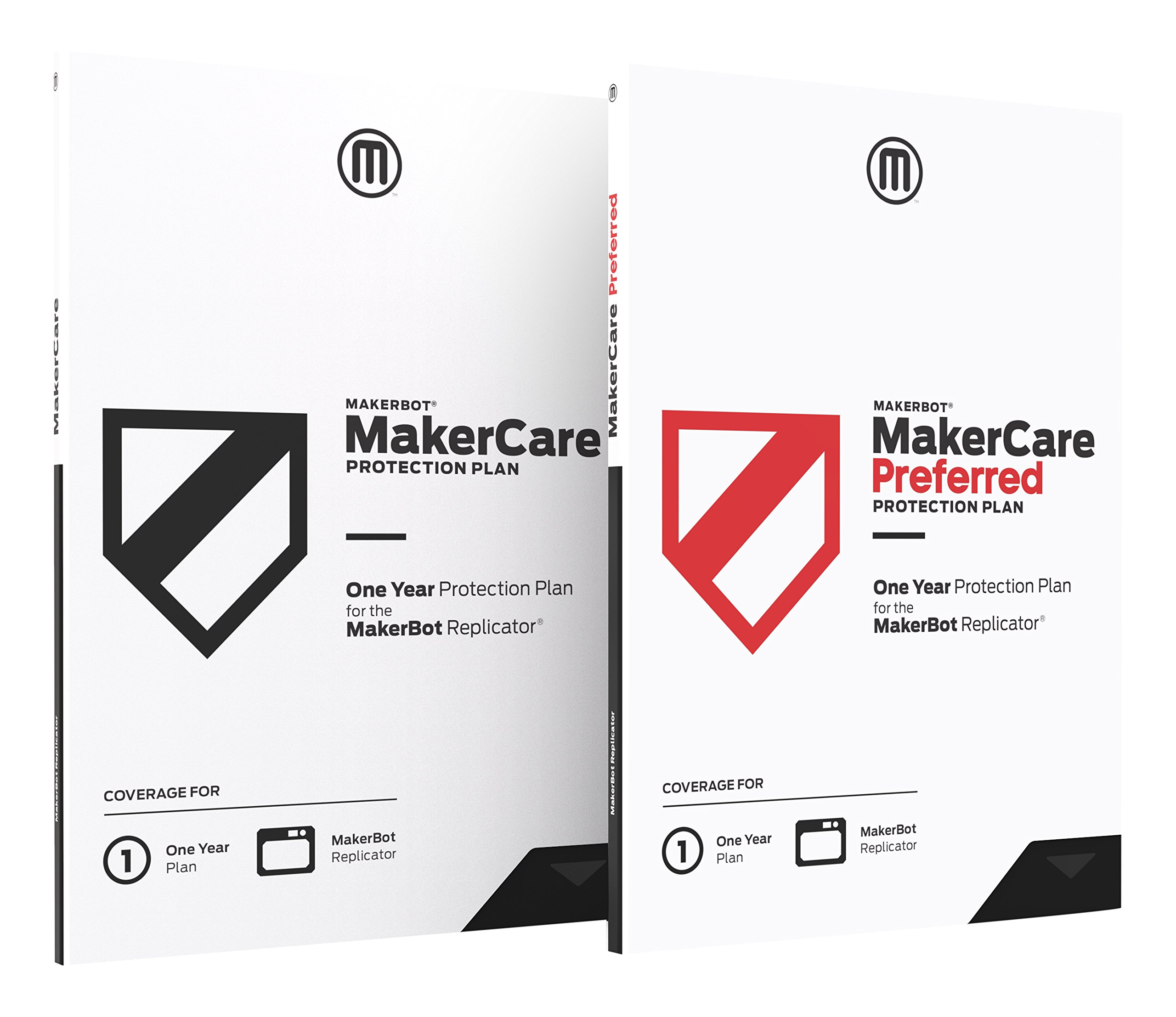 MakerBot MP07017 Makercare Preferred Protection Plan for Replicator+ - 2 Year