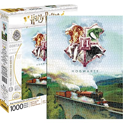 Aquarius Harry Potter Express 1, 000Pc Puzzle: Toys & Games