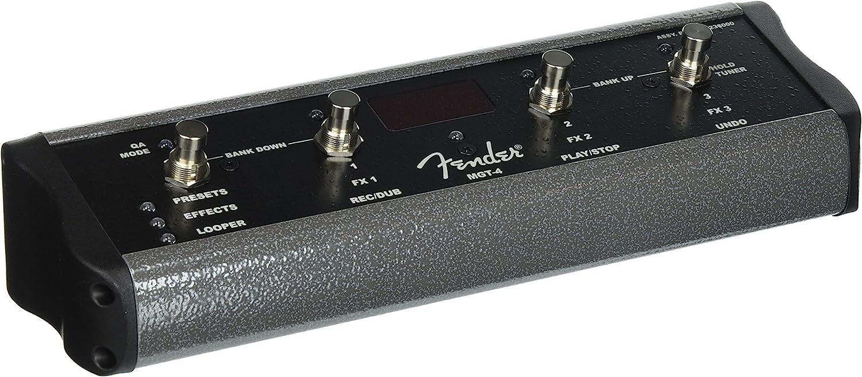 Fender FENMGT4SWITCH - Interruptor de pie para Mustang GT Serie