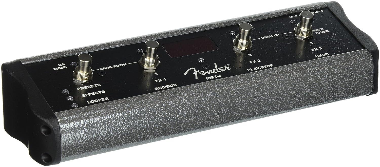 Fender fenmgt4 Witch Interruptor de pie para MUSTANG GT Serie: Amazon.es: Instrumentos musicales