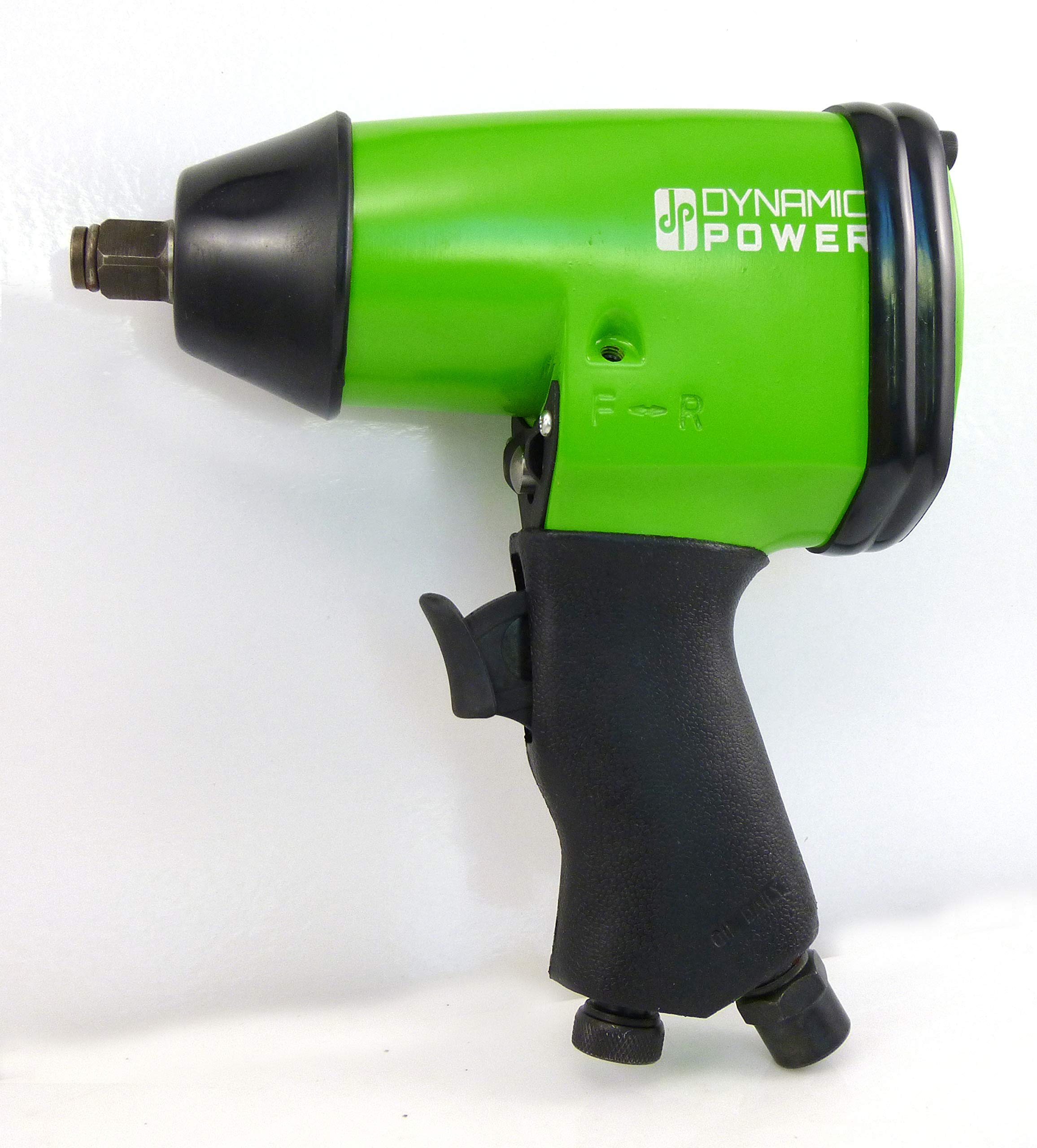 Dynamic Power Air Impact Wrench, 1/2 Inch, Composite Impact Wrench by Dynamic Power (Image #1)