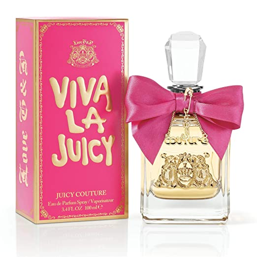 Amazoncom Juicy Couture Viva La Juicy 34 Fl Oz Eau De Parfum