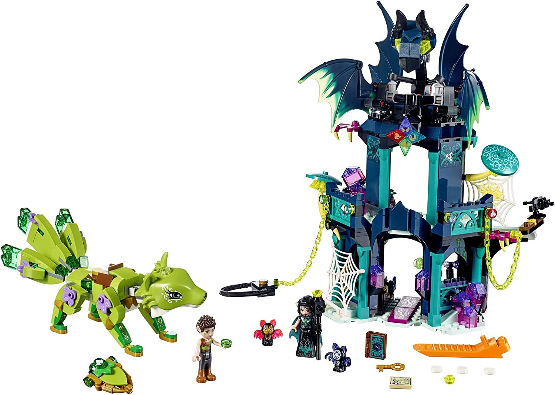 LEGO Elves - Torre de Noctura y el Rescate del Zorro de la Tierra ...