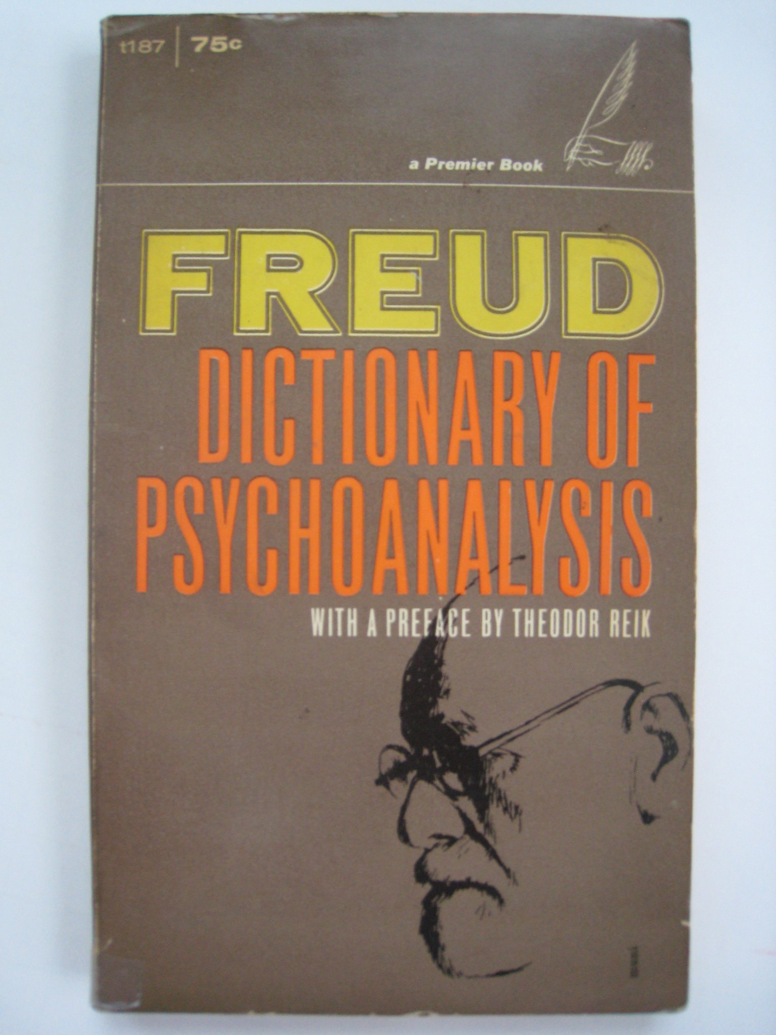 Freud Dictionary of Psychoanalysis pdf
