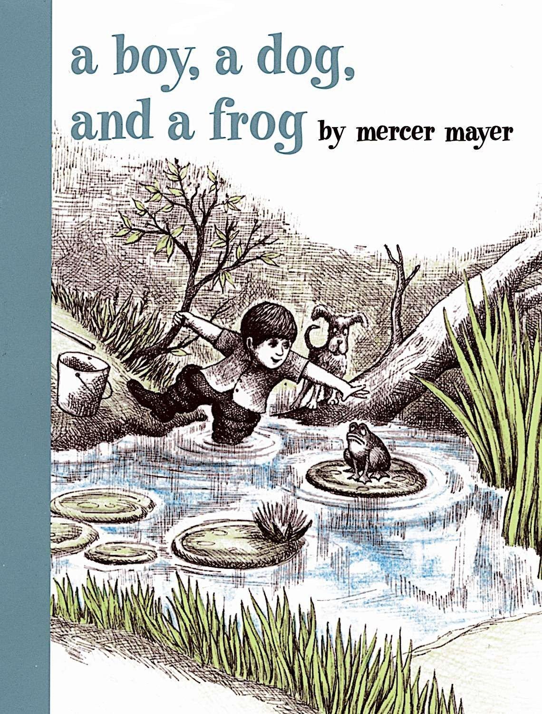 Boy Dog Frog Mercer Mayer