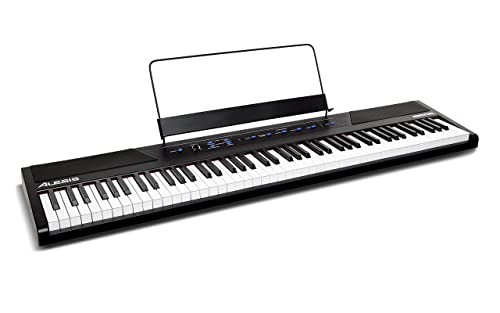 Alesis Recital | 88-Key Beginner Digital Piano