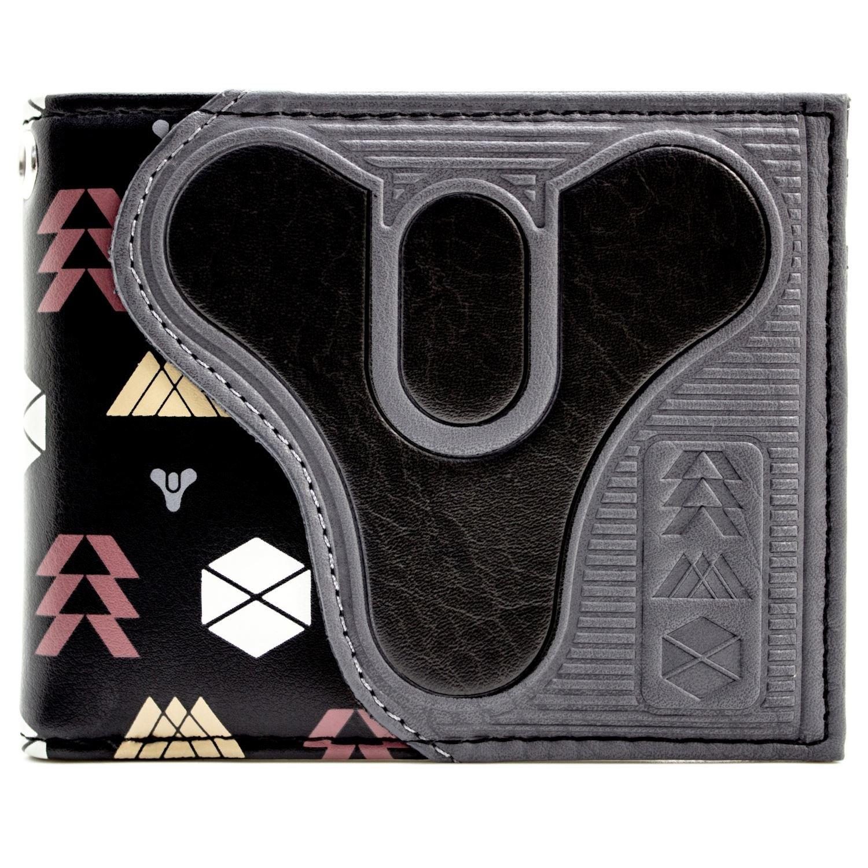 Cartera de Destiny Titan Clase Logos Cazador Brujo Negro 29734
