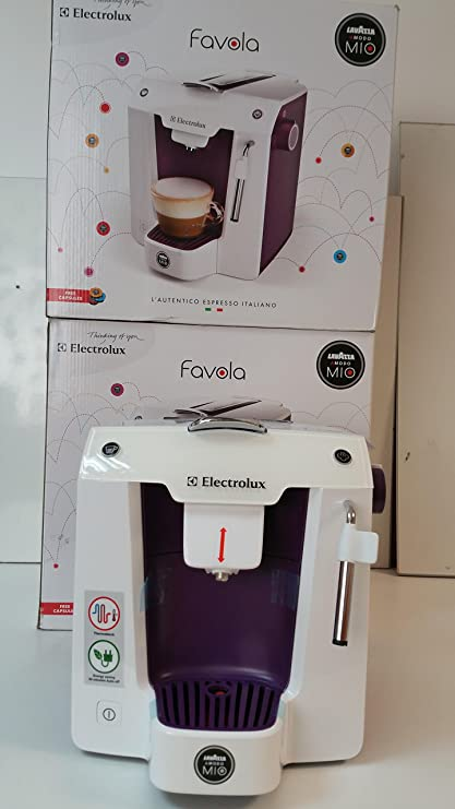 Electrolux CAFETERA EXPRESO Italiana DE CÁPSULAS