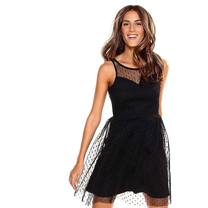 VENCA Vestido Corto de Fiesta Mujer by Vencastyle - 007616 30ee06b0063e1