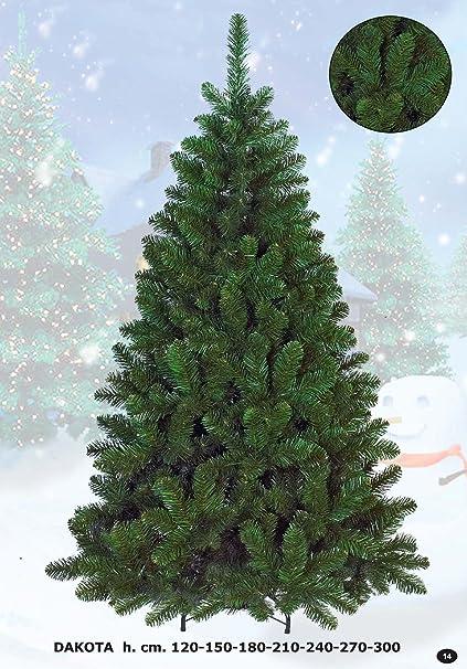 Albero Di Natale 210.Albero Di Natale Dakota Cm 210 Amazon It Casa E Cucina