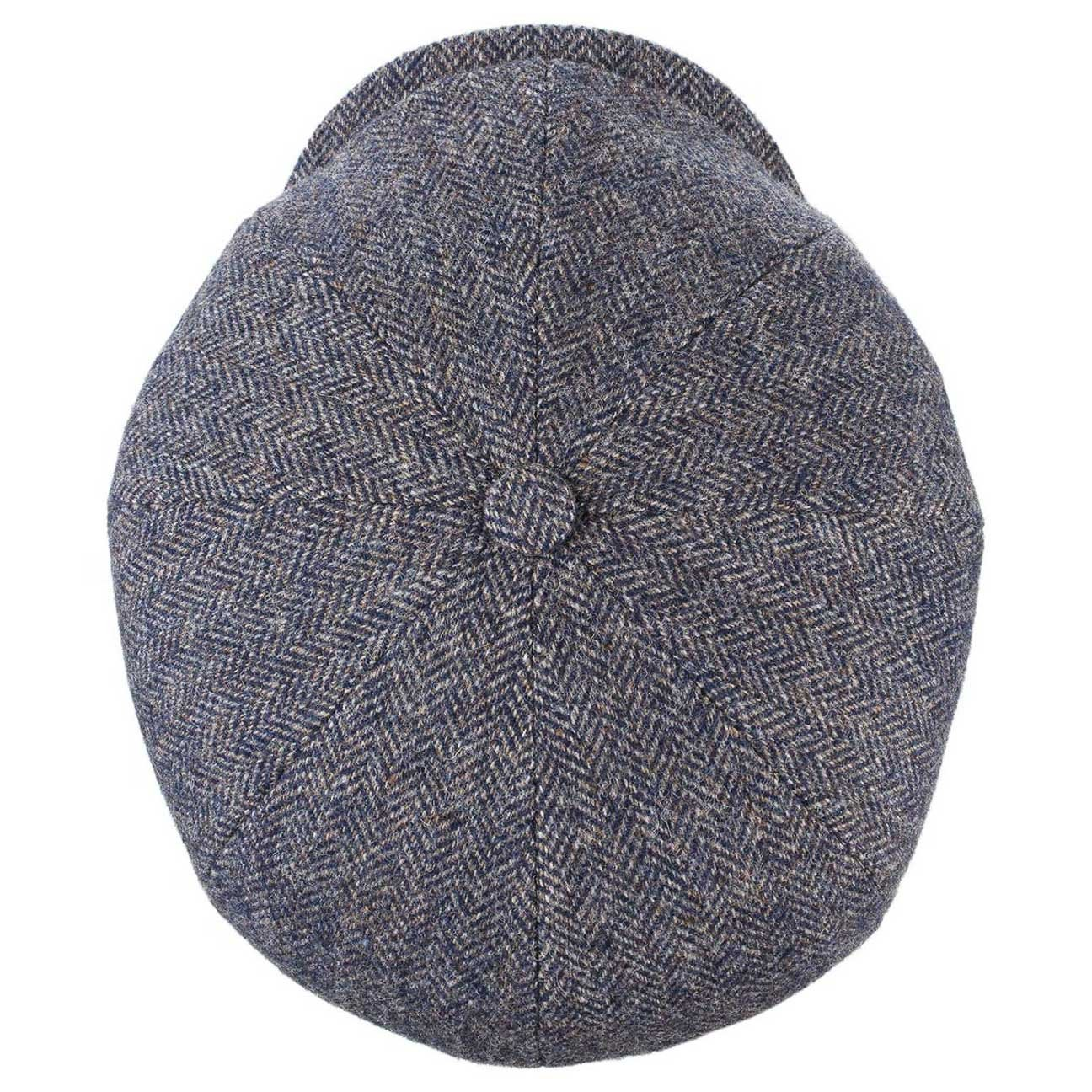 Stetson Hatteras Woolrich Coppola cappello piatto berretti piatti ... e70361d12a7b