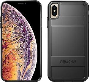 Pelican Protector iPhone Xs Max Case (Black)