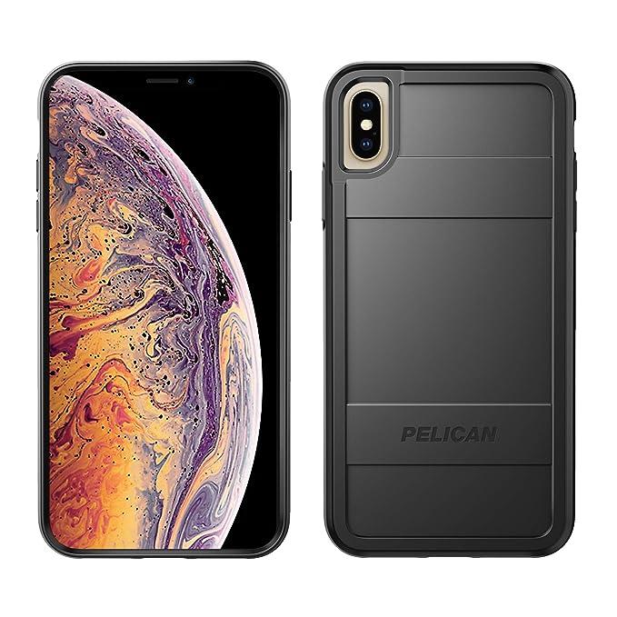 quality design ab3cc ac5a4 Pelican Protector iPhone Xs Max Case (Black)