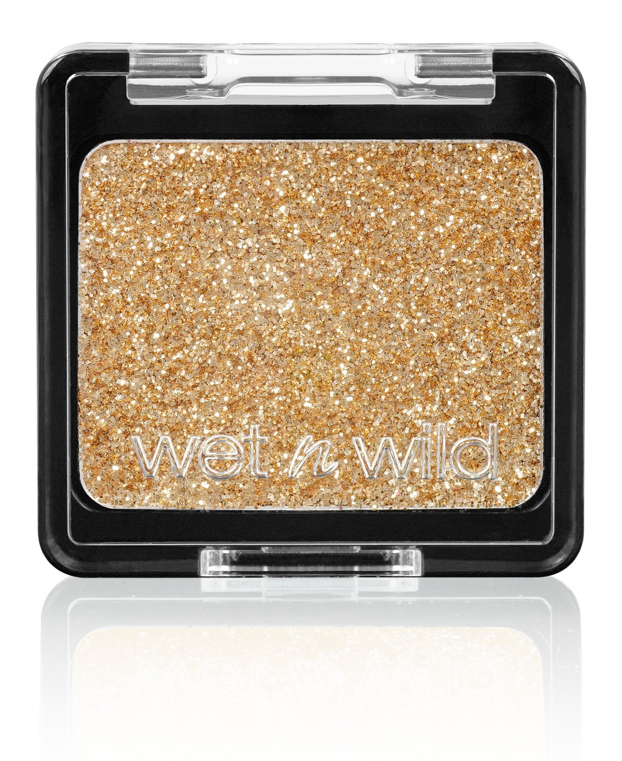 Wet n Wild C352B Color icon glitter single, 0.05 Ounce, Brass Markwins Beauty Products