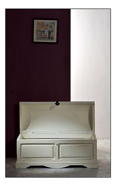 SIT-Möbel 6991 – 10 baúl Toledo, 100 x 44 x 50 cm con