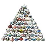 Assorted Multicolor Ceramic Drawers Knobs Door Cupboard Pulls Indian Mix Knobs