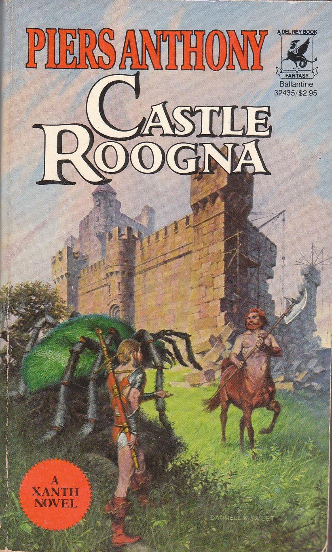 Castle Roogna (Xanth #3): Piers Anthony: 9780345324351: Amazon.com: Books