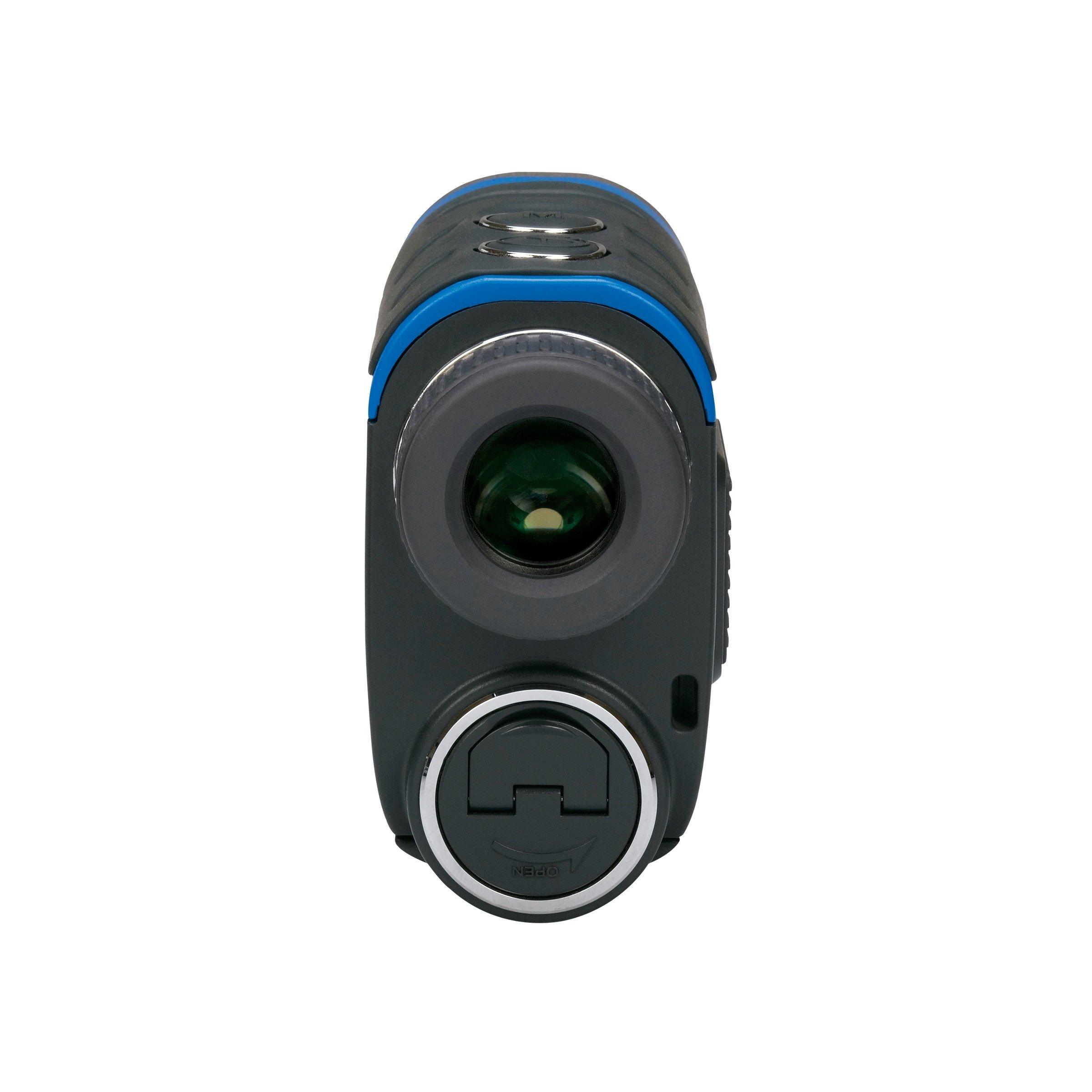 GolfBuddy LR5S Golf Laser Rangefinder with Slope, Dark Gray/Blue by GolfBuddy (Image #6)