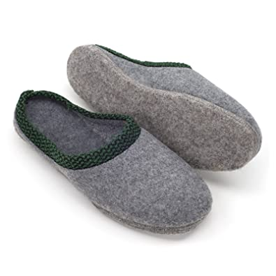acquista per genuino ultimi progetti diversificati seleziona per ufficiale Pantofole in Feltro Unisex Adulto di Dimensione 36-51