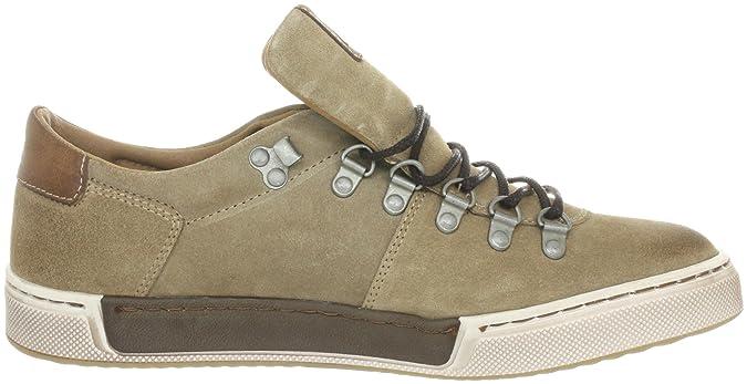 Taupe Talla Casual Le Cuero Gray Dyon Zapatos De Suede Sportif Gris Low 01040897 46 6bw Para Coq Hombre Color AvqvTwX