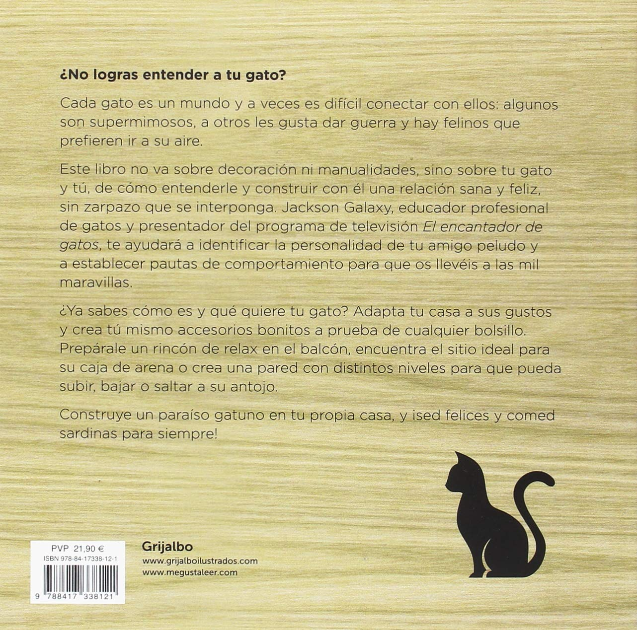 Gatification: Cómo diseñar la mejor casa para tu gato y para ti / Catification (Spanish Edition): Kate Benjamin, Jackson Galaxy: 9788417338121: Amazon.com: ...