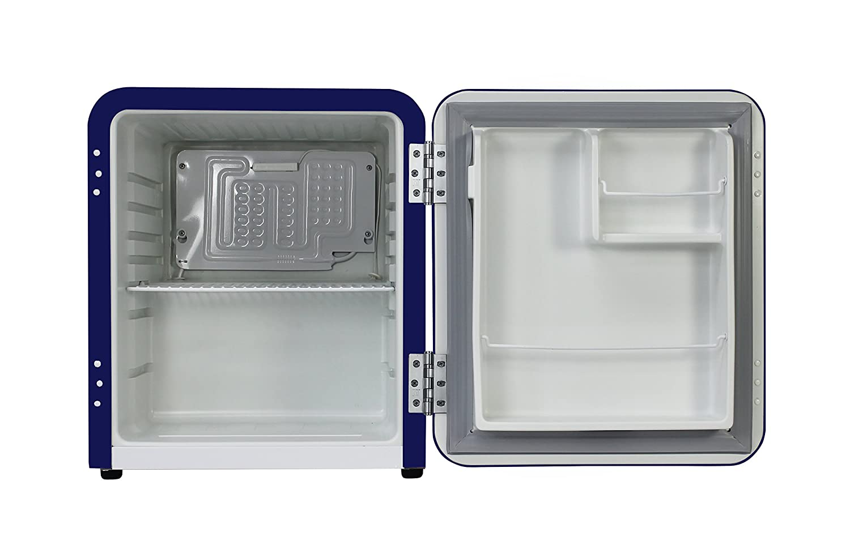 Mini Kühlschrank Retro : Vintage industries mini retro kühlschrank miami union jack