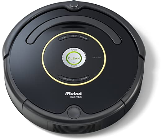 430 opinioni per iRobot Roomba 650 Robot Aspirapolvere per la Pulizia dei Pavimenti, Nero
