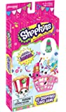 Shopkins Go Shopping Card Game with Exclusive Shopkins Figure