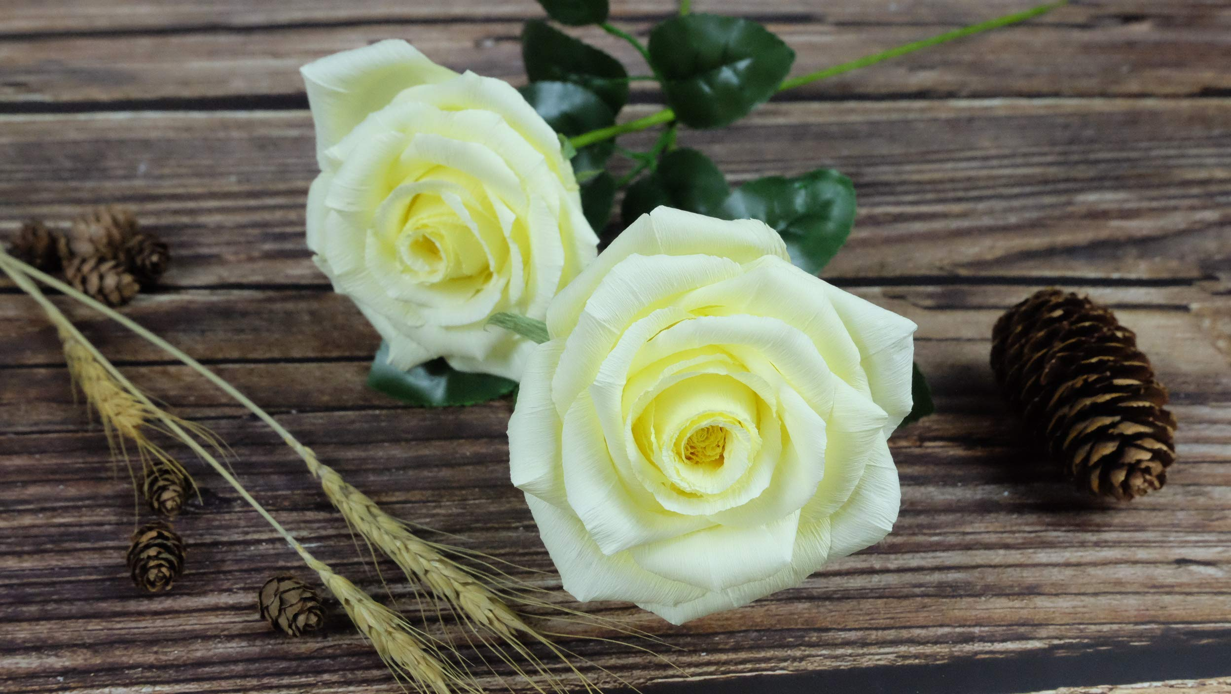Yellow-Paper-Rose-Handmade-Realistic-Artificial-Flowers-Unique-Gifts-For-Her-for-Wedding-Anniversary-Valentine-Day-Mothers-Day-Ideal-for-Home-Wedding-Party-Decoration-01-Single-Long-Stem