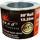 "Legend Roofing Products Zinc Strip Moss Preventer, 2-5/8"" x 50 Feet"