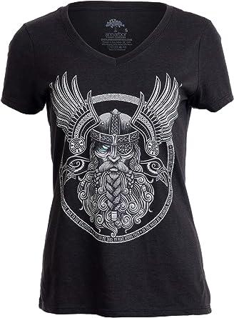 Viking Shirt Gift Son of Odin Valhalla Retro Vintage T-Shirt Gift for Men