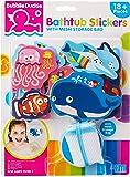 4M FSG4745 BubblieDuckie Bathtub Stickers Sea Life