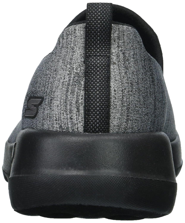 Skechers Women's Go Walk Joy-15611 Sneaker B07537WXQD 6 B(M) US|Black