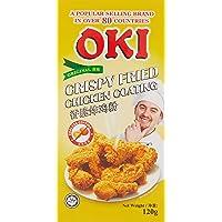 OKI Crispy Fried Chicken Coating (Original), 120g