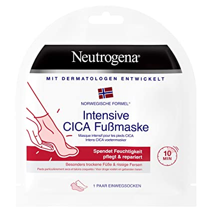 Neutrogena Neutrogena - Mascarilla intensiva CICA para pies ...