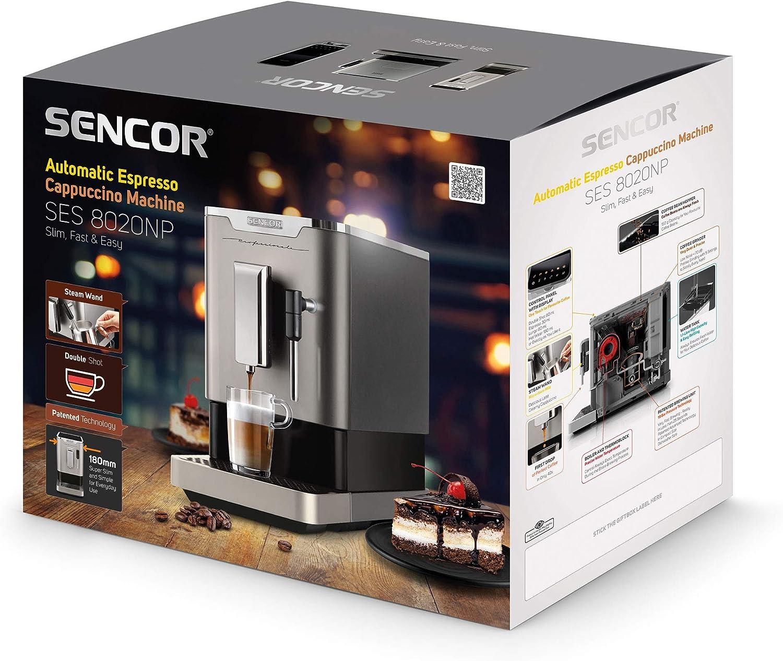 SENCOR SES 8020 NP ABC: Amazon.es: Hogar