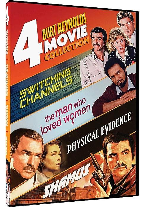 Top 10 Burt Reynolds Movies Dvd Paternity