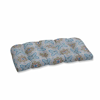 Amazon.com: CC Home Furnishings - Cojín de asiento de mimbre ...