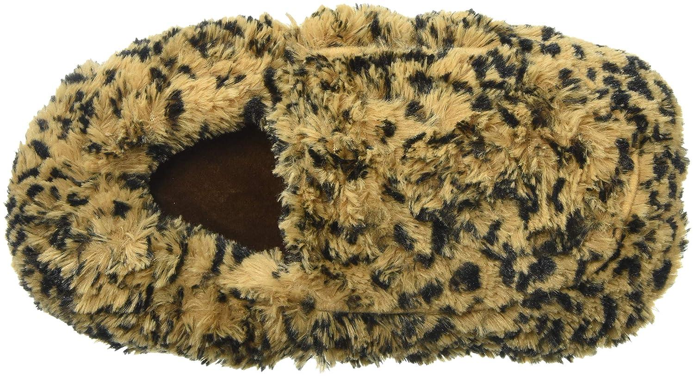 Warmies Tawny Fur Zapatillas para microondas: Amazon.es ...