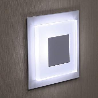 12 V-24 V SUN-LED DUO focos lámpara de pared LED para escaleras, escalera, pasillo,
