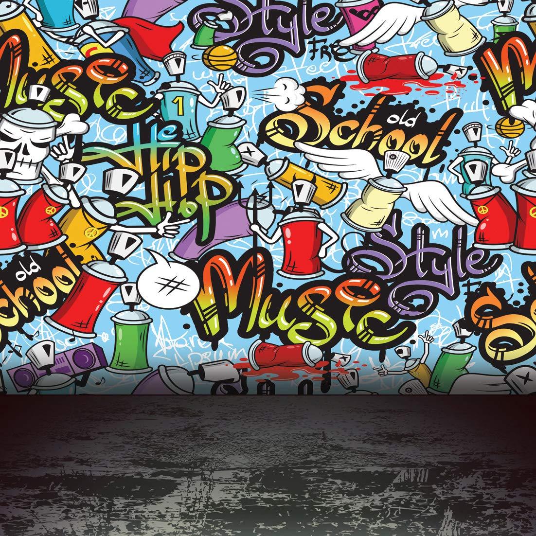 大放出セール 11 038 スタジオ小道具 壁紙 部屋 パーティー 大人 男の子 背景 写真 壁 レンガ 壁画 手描き 写真撮影用 ヒップホップ 背景幕 グラフィティ 10 10フィート Aiikes B07g6xhrgl バックペーパー背景布 Www Wwmp Org Za