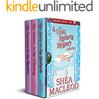 A Viola Roberts Cozy Mystery Collection Books Four - Six (Viola Roberts Cozy Mysteries)